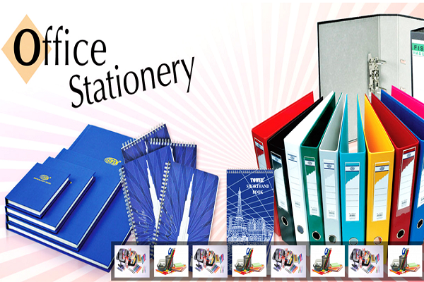 Các sản phẩm văn phòng phẩm phục vụ khách hàng