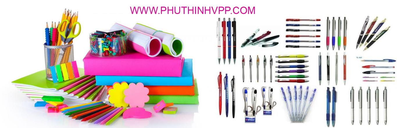 Công ty văn phòng phẩm Phú Thịnh và các sản phẩm đa dạng