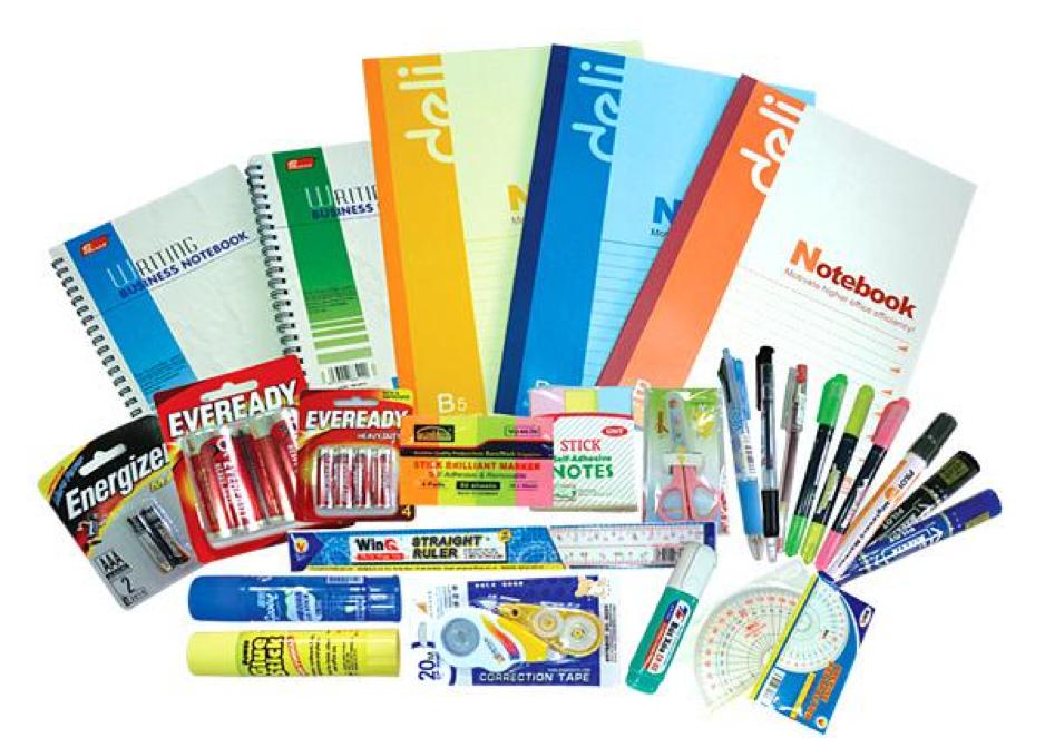 Công ty văn phòng phẩm Phú Thịnh cung cấp đầy đủ sản phẩm phục vụ nhu cầu của người sử dụng