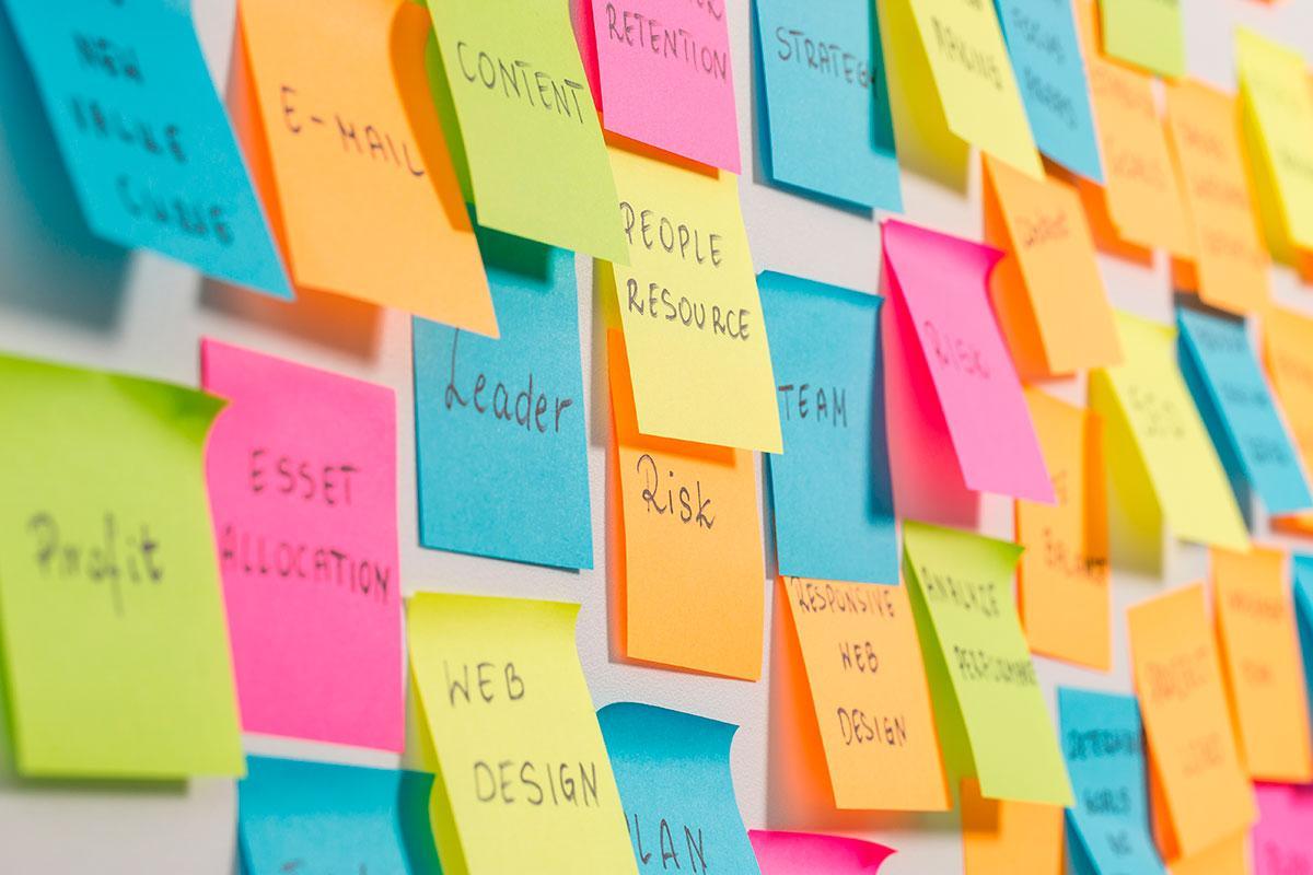 Giấy ghi nhớ giúp nâng cao hiệu quả làm việc