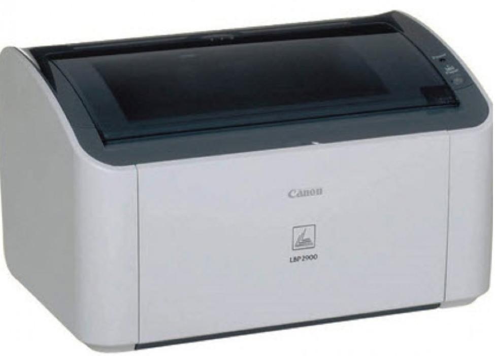Máy in Canon LBP 2900 – lựa chọn văn phòng phẩm cơ bản