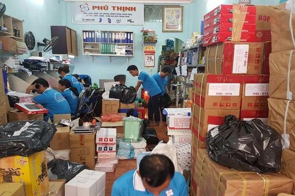Phú Thịnh – Đơn vị cung cấp văn phòng phẩm hàng chính hiệu giá sỉ