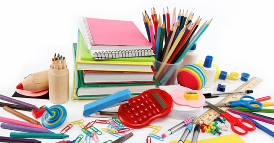 Văn phòng phẩm là những vật dụng không thể thiếu đối với học sinh, sinh viên, văn phòng